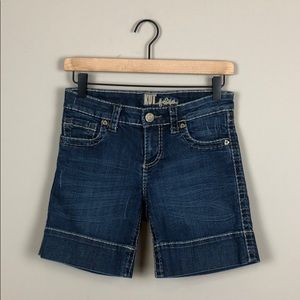 Kut from the Kloth Jean Shorts (Size 0)